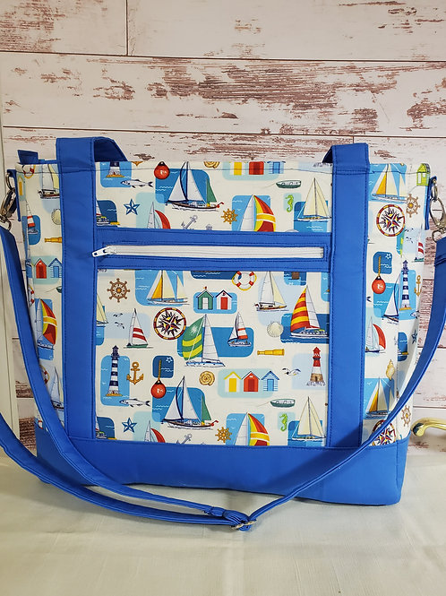 How Nautical Purse