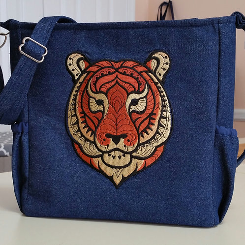 Tiger Purse (made in USA by the Chesapeake Bay)