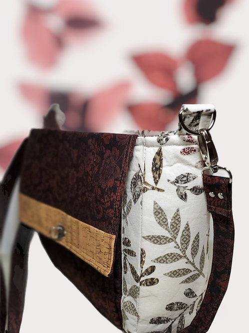Leaves of Brown Purse