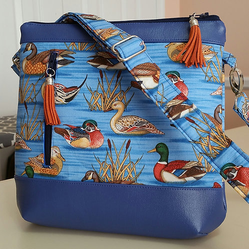 Wild Ducks Purse