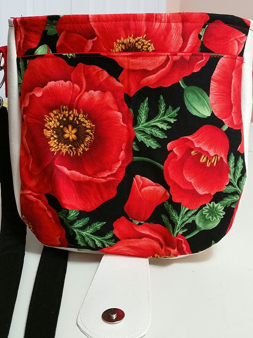 Beautiful Poppy's Purse