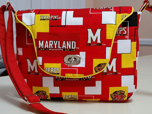 My Maryland Terps Bag