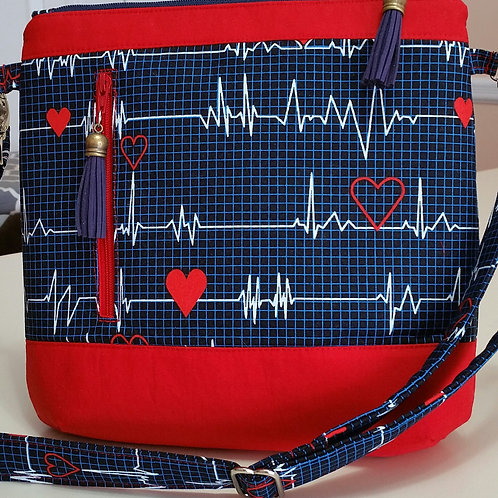 EKG Purse