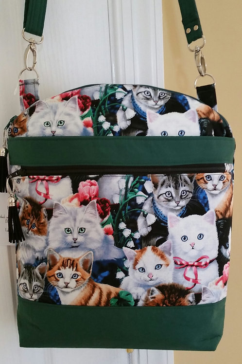 Cat Lover's Purse
