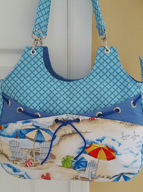 Summer At The Beach (made in the USA by the Chesapeake Bay)
