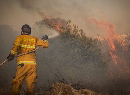 #BurningNeed13 ways Israel is helping the world fight forest fires