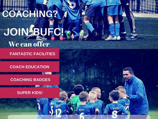 Academy coaches wanted