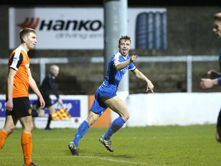 McIlwaine agrees new deal