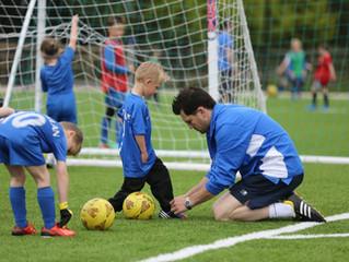 Mini soccer returns