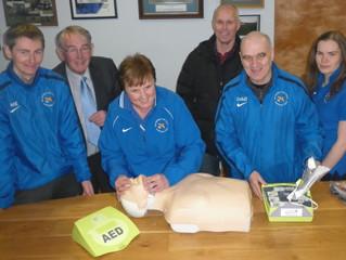 CPR / Defibulator training