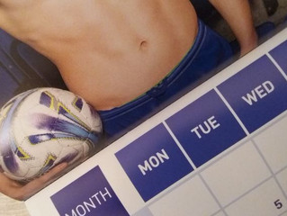 2017 Official BUFC Calendar