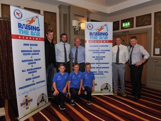 'Raising the bar' - Youth Academy Launch