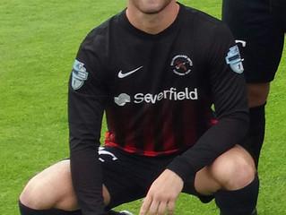 Jonathan Leddy joins the club