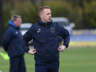 Higgy continues as U20s manager