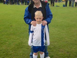 Club Stalwart Ronnie Elliott passes away