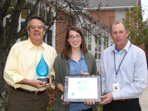 Princeton Day School Certified at Watershed Level