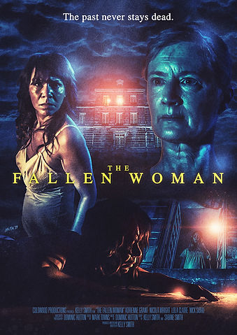 The Fallen Woman - Poster