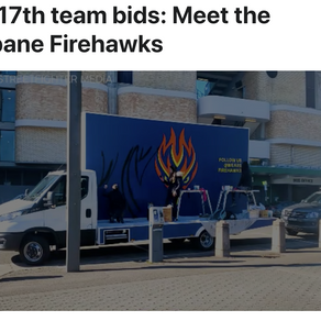 ESPN NRL 17th team bids: Meet the Brisbane Firehawks