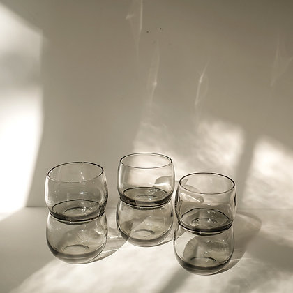 Roly Poly cocktail glasses
