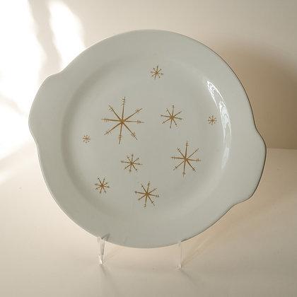 Star glow platter