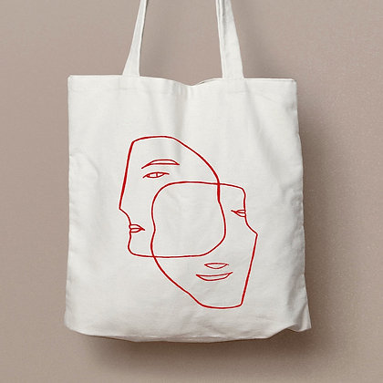 We tote bag by Uinverso