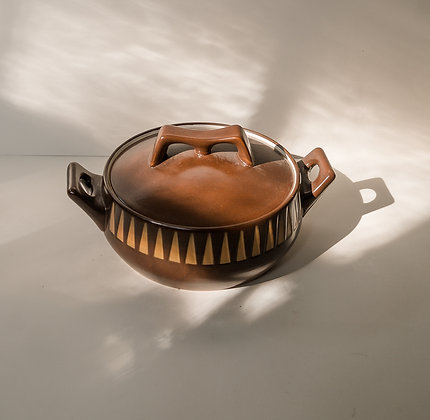Small oven dish