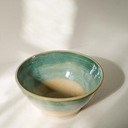 Hand made ceramic bowl