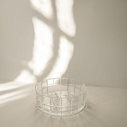 Grid bowl