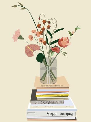 Le Bouquet by Rachel Sacks