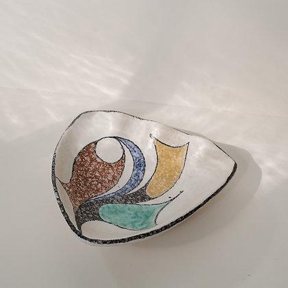 Mid Century ceramic art