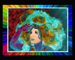 Fashion styling & make-up mixed with computer graphics design 2012.jpg