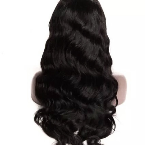 13x4 Lace Frontal Wig 180% Density
