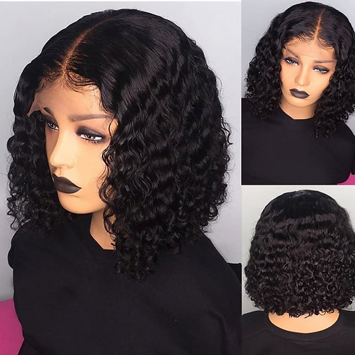 13x4 Lace Frontal Wig 150% Density