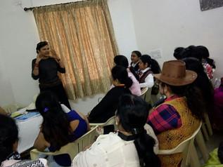 ChildSafeMedia At The Rotary Inner Wheel Club of Madras Presidency.