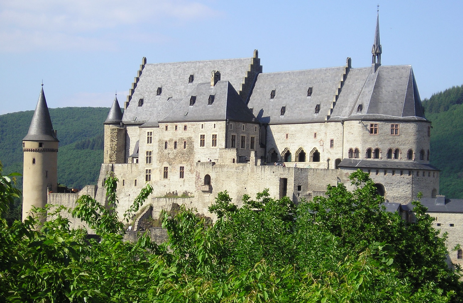 International Historic Castles