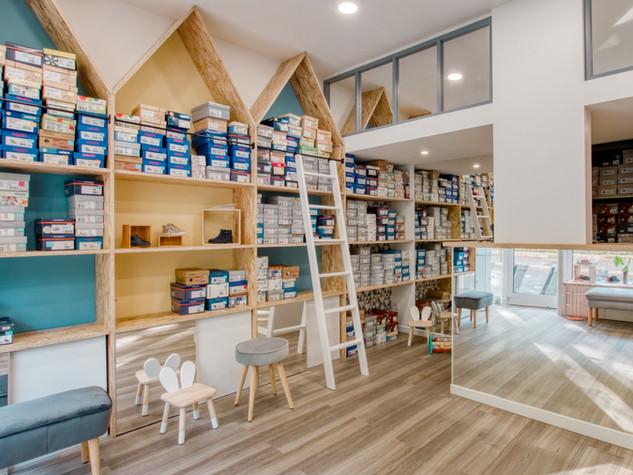 Boutique - Paris 15ème