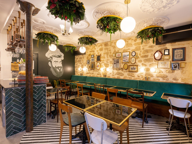 Restaurant - Paris 9ème