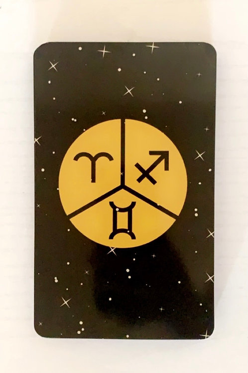 Personalized Understanding Astrology: Astrologybyb Astro Deck