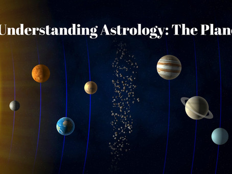 Understanding Astrology: The Planets