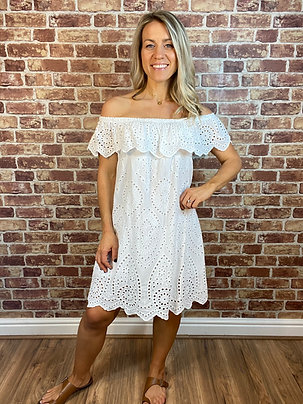 Bardo Anglaise Dress