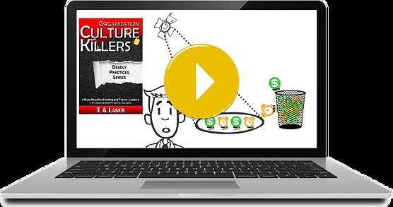 Organization Culture Killers Book Series