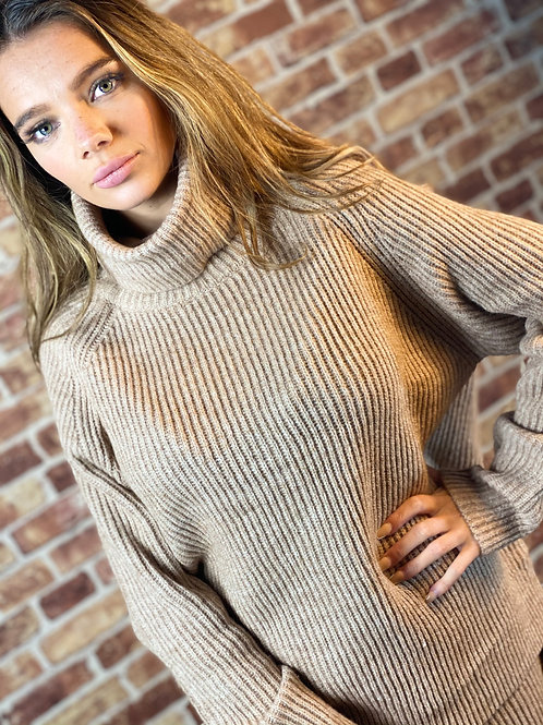Chunky Knit Suit