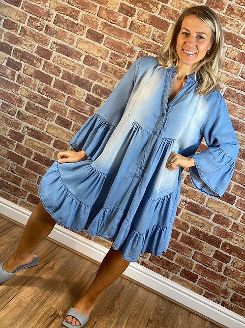 Dolly Denim Dress