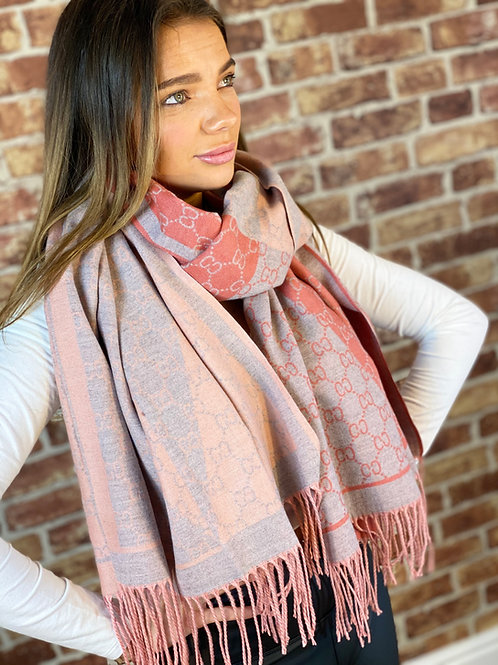 Cashmere Pink Scarf