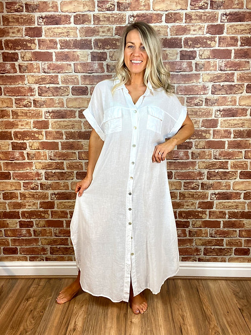 Linen Day Shirt