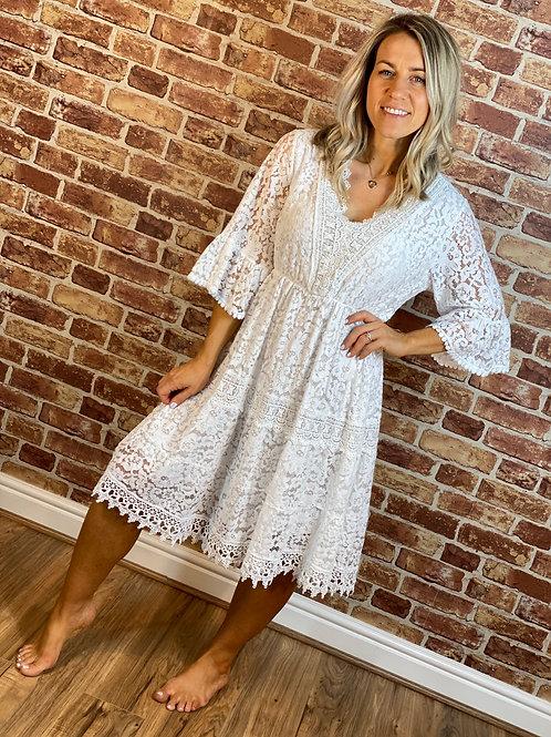Lace Luxury Dress