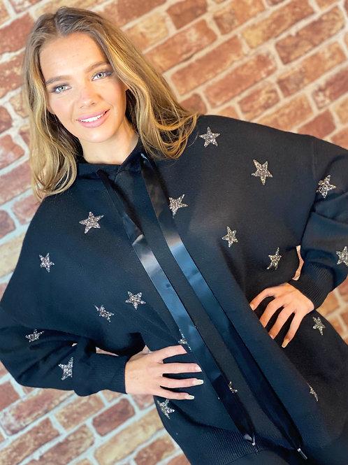 Star Hoodie Lux