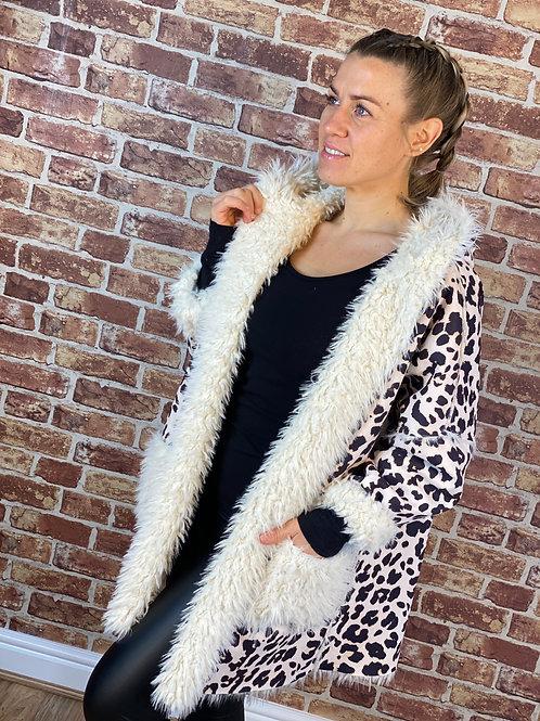 Leo Fluffy Coat