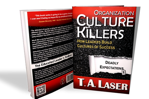 Ebook: Organization Culture Killers, Deadly Expectations 1
