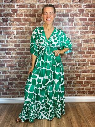 Giraffe Stretch Dress